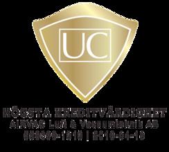 Högsta kreditvärdighet hos UC och soliditet  sedan 2005.