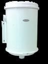 Filteravskiljare FA-300PB med konsiskt veckat filter och dammpåse på 23L. Öppnas/töms uppifrån.