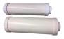 PVC Ljuddämpare - Ljuddämpare Stor Ø50,8/105mm x 300mm