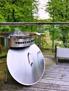 Stekhäll Ø 90cm med gasbrännare