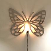 Fjärils lampa