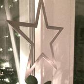 Stjärna 16 cm, 25 cm, 32 cm