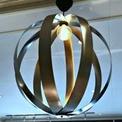 Lampa lamell