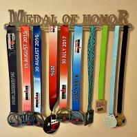 Medaljhängare i rostfri stål