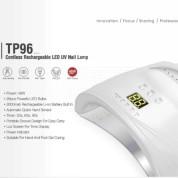 Excellence Professional trådlös uppladdningsbar hybrid lampa