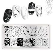 Stamping platta -Stone effect-