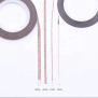 Nail stripes Rose Gold - 3 mm matt