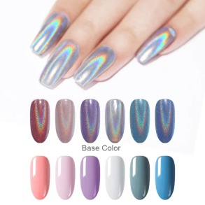 "Rainbow powder ""Silver"""