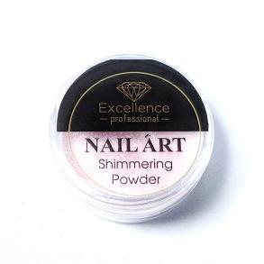 Shimmering powder