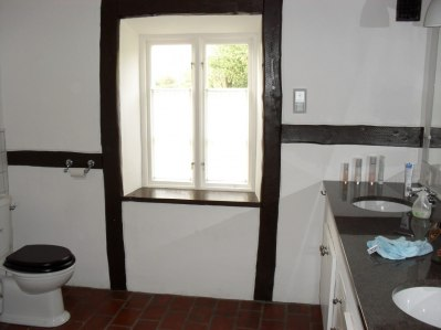 Renoverat badrum utanför Kivik