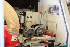 Snickeriet har all nödvändig tekning för modern möbelproduktion