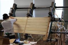 Maskinpark för kvalitetsproduktion av möbler - rampress