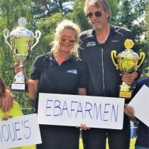 Annika och Freddy vinnare på SSM Vårgårda 2017