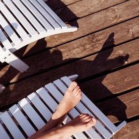 Sommar, sol och spa i Saltsjöbaden