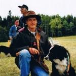 SM nöt 1994, Dalarna - Svarthalls Boss, Magnus Gunnarsson