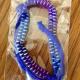 Armband i tyg - Armband i tyg Blå