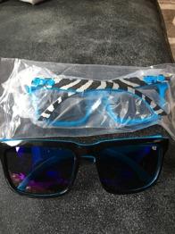 Solglasögon fun - Solglasögon fun blå
