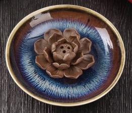 Hållare för rökelse i keramik - Hållare i keramik