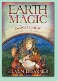 Earth Magic Oracel Cards - Earth Magic Orlcle cards