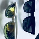 Herr solglas i klassisk modell