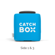 Cover for CATCHBOX - Blue
