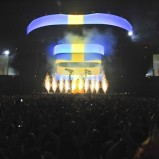 Swedish House Mafia på Friends Arena87