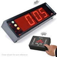 AUDIENCE SIGNAL LIGHT WITH 4-INCH DIGITS WIRELESS