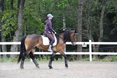 Emilie rider Kungen, Beateberg