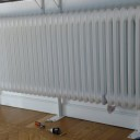 Installation/byte Lenhovda radiator