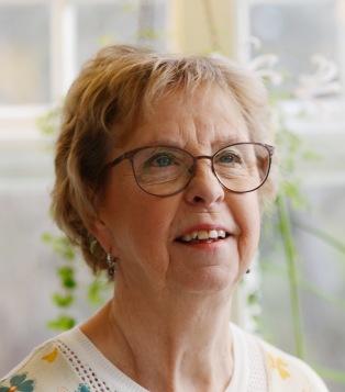 Hortonom Maj-Lis Pettersson