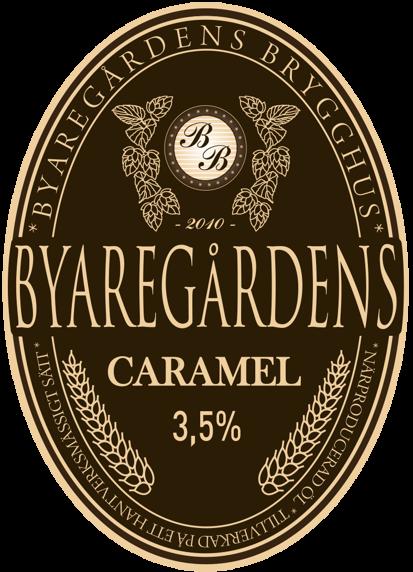 Craft beer - Byaregårdens folköl Caramel