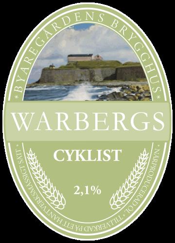 Byaregårdens Cyklist är en hanverksbrygd lättöl från Byaregårdens Brygghus i Varberg, Halland