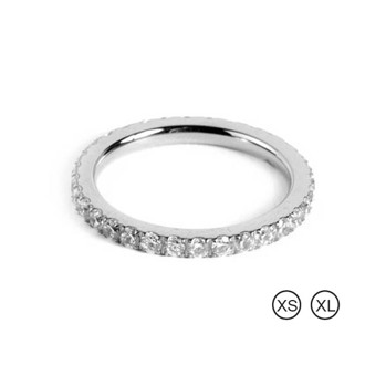 Edblad - Glow ring steel - Glow Ring, XS 16mm