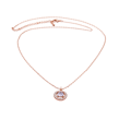 Lily and Rose - Miss miranda smokey mauve halsband