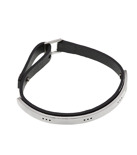 Dots Bracelet Leather Steel