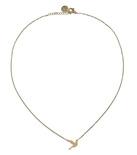 Edblad - Dove Necklace Small Gold
