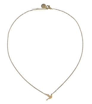 Edblad - Dove Necklace Small Gold