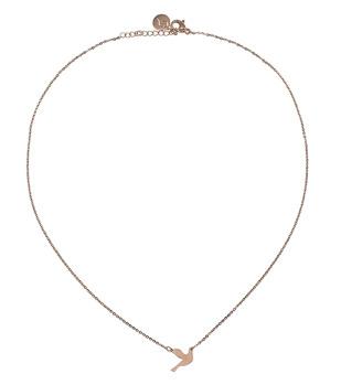 Edblad - Dove Necklace Small Rose Gold