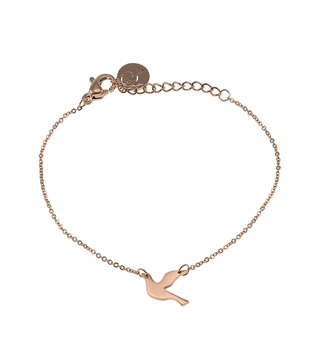 Dove Bracelet Rose Gold - Dove Bracelet Rose Gold