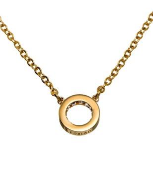 Edblad - Monaco Necklace Mini Gold