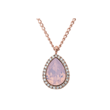 Lily and Rose - Amy necklace rose water opal