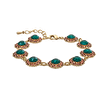 Lily and Rose - Sofia bracelet pink emerald