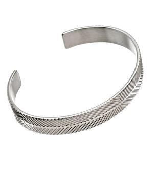 Edblad - Herringbone Bracelet Steel