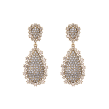 Lily and rose - MACY  CRYSTAL (GOLD)