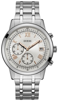 Guess - Summit silver W1001G1