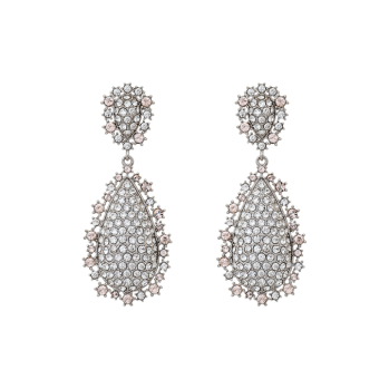 Lily and rose - MACY  CRYSTAL (SILVER)