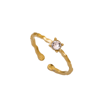 Lily and rose - Ada ring silk