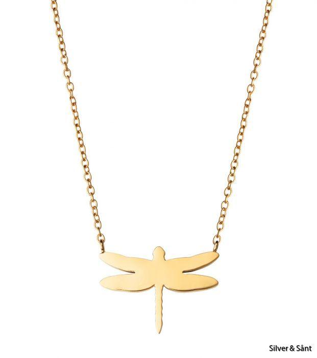 edblad-dragonfly-necklace-gold-pi