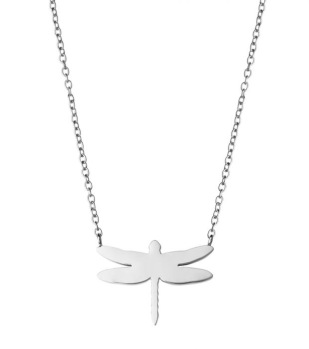 Edblad - Dragonfly Necklace Steel