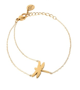 Edblad - Dragonfly Bracelet Gold